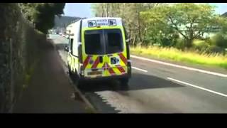Welshman confronts speed camera van operator then gets visit from Police !
