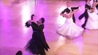 Dancesport Competition Montreal 2017 Pro-Am