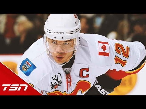 Iginla Leaves Legacy That Goes Beyond On-ice Accomplishments With Flames