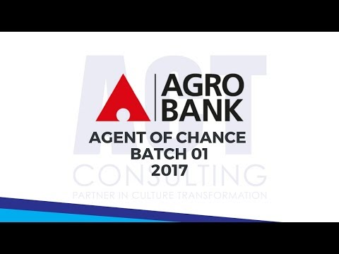 ACT Consulting - Agent of Chance Batch 01(AgroBank)