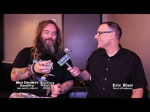 Max Cavalera & Eric Blair New Soulfly album, Ozzy, Lemmy & Jesus 2018