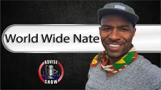 World Wide Nate Speaks On Traveling To 60 Countries,Tips On Airfare & AA Reception Worldwide