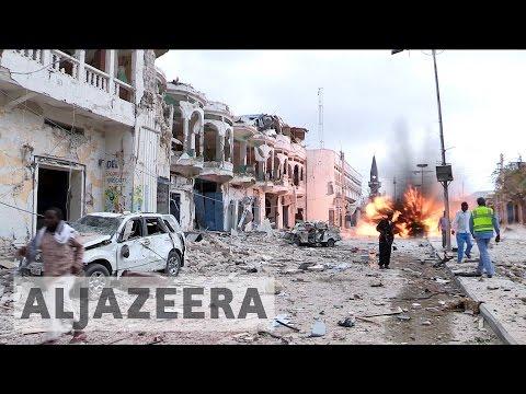Somalia: Dozens killed in twin bomb attack on Mogadishu hotel