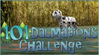 Sims 3 || 101 Dalmatians Challenge: Autumn Puppy Days! - Episode #23