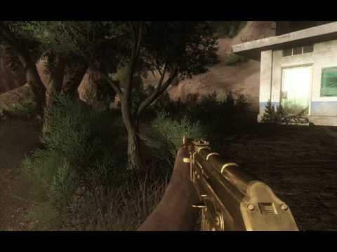 Far Cry 2 All 8 Gold Ak 47 Locations Tutorial Video Youtube