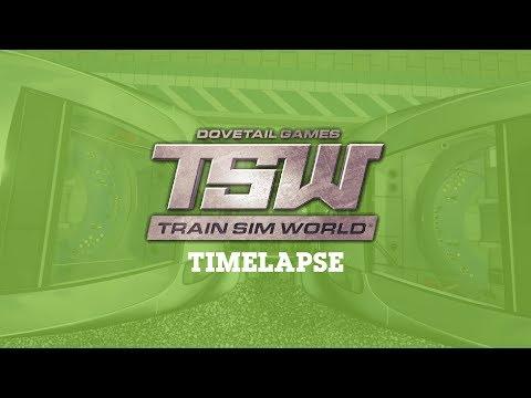 TSW: Rapid Transit Timelapse (10x) |
