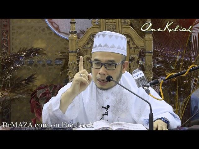 20180227-SS Dato Dr Asri-BM 40 | Mengusap Khuf