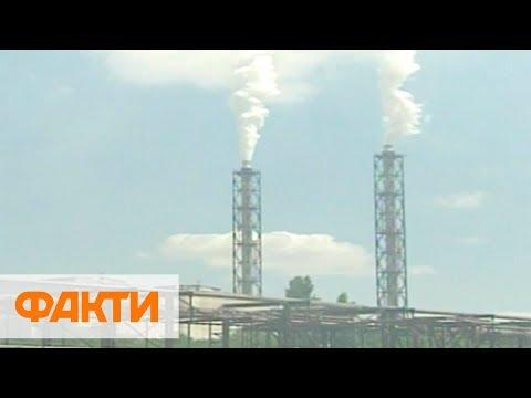 В Крыму жители Армянска страдают от выбросов титанового завода