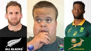 New Zealand vs South Africa Predictions | Rugby Championship 2018 Round 4