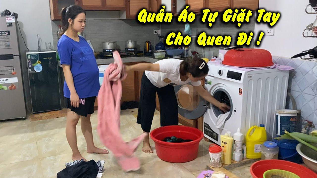 Mẹ Thơm Bắt Ánh Giặt Quần Áo Bằng Tay Cho Quen | Không Cho Giặt Máy | Tóm tắt những thông tin về game shop thời trang chuẩn nhất