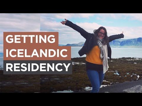 Residency In Iceland - Living in Iceland | Sonia Nicolson