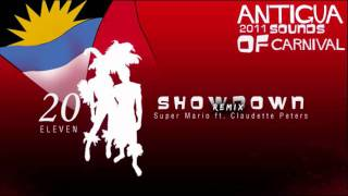 "Show Down(Remix) | Super Mario ft. Claudette ""CP"" Peters (Antigua & Barbuda 2011)"