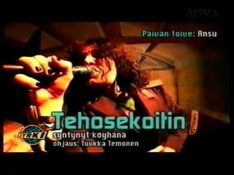 Tehosekoitin: Syntynyt köyhänä-musiikkivideo
