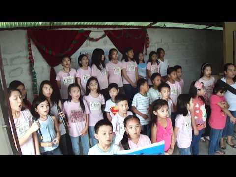 Boney M, Ribbons of Blue, Little Voices Choir.MP4