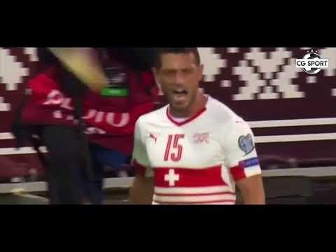 Lettonie vs Suisse 0 \ 3 _ Résumé du match 03\09\2017