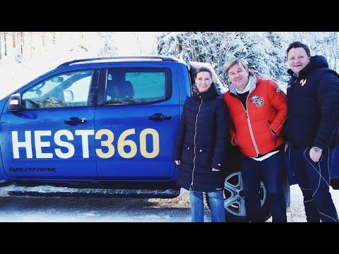 Vlog²  2  #Hest360Fordchallenge med Henning Solberg