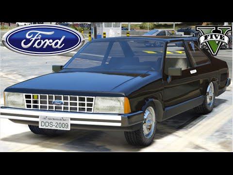 GTA V Mods -  Ford Corcel
