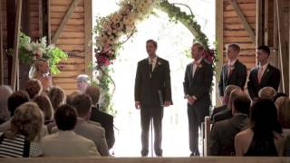 The Wedding of Brooks & Chelsea - Processional