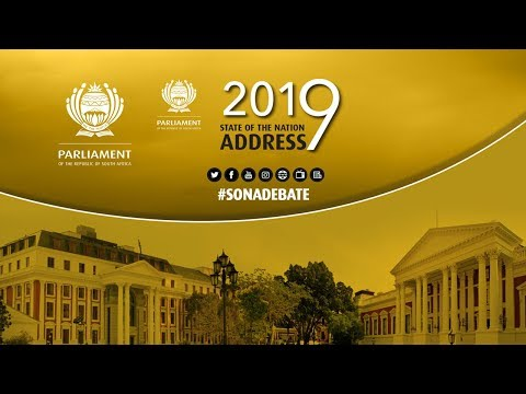 JOINT SITTING Reply by President on debate on SONA, 14 February 2019