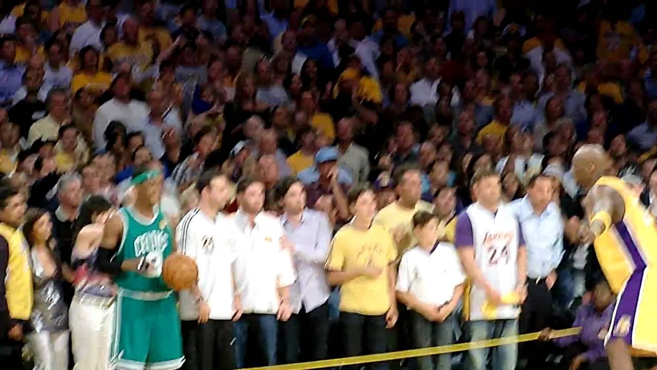 af6bf3fb238 Lakers vs. Celtics NBA Finals Game 7 - June 17