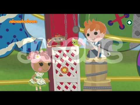 Lalaloopsy Promo [Nickelodeon Greece]