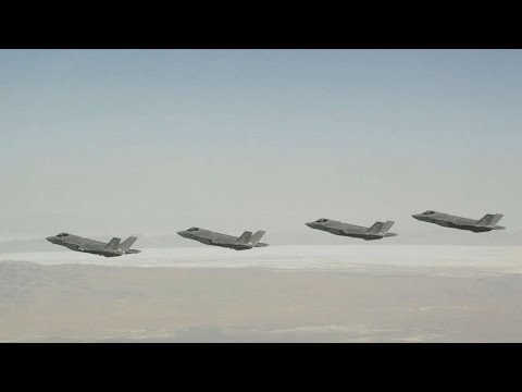 The F-35 Fighter Reaches a Key Milestone with the U.S. Air Force – AINtv