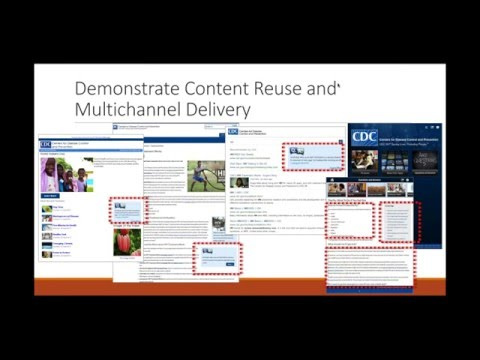 Creating Portable Content with Structured Content Models