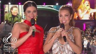 Thalía encontró a la diseñadora de su vestido por Instagram