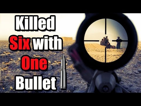 5 Most Unbelievable Snipers   Deadliest Snipers Ever - Part 1