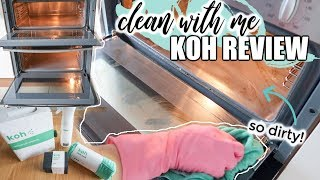 KOH REVIEW UK | EXTREME CLEAN WITH ME  Sarah-Jayne Fragola