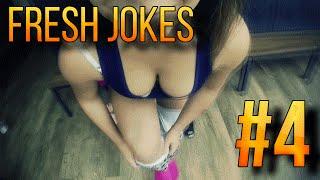 Fresh Jokes ЛУЧШИЕ ПРИКОЛЫ май 2016 #4 COUB & VINE