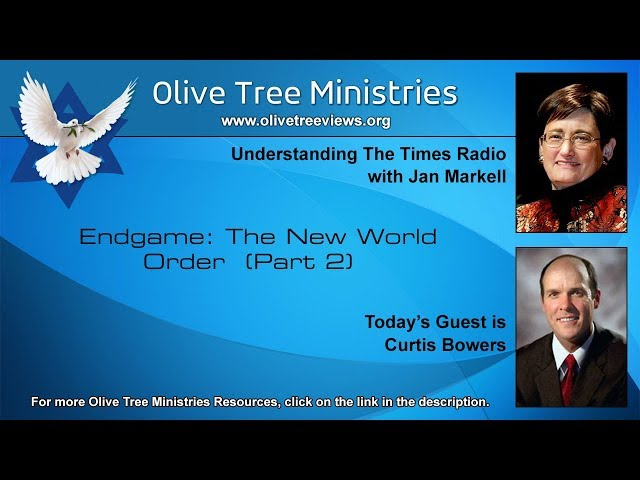 Endgame: The New World Order (Part 2) – Curtis Bowers