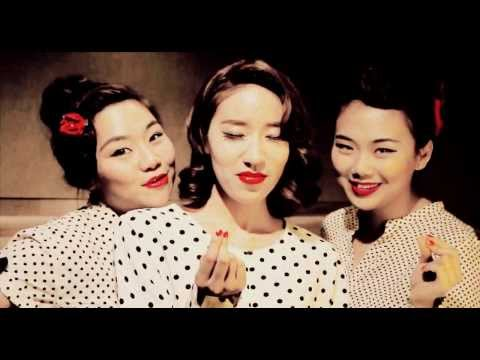 바버렛츠 The Barberettes - Be My Baby (Cover of The Ronettes)