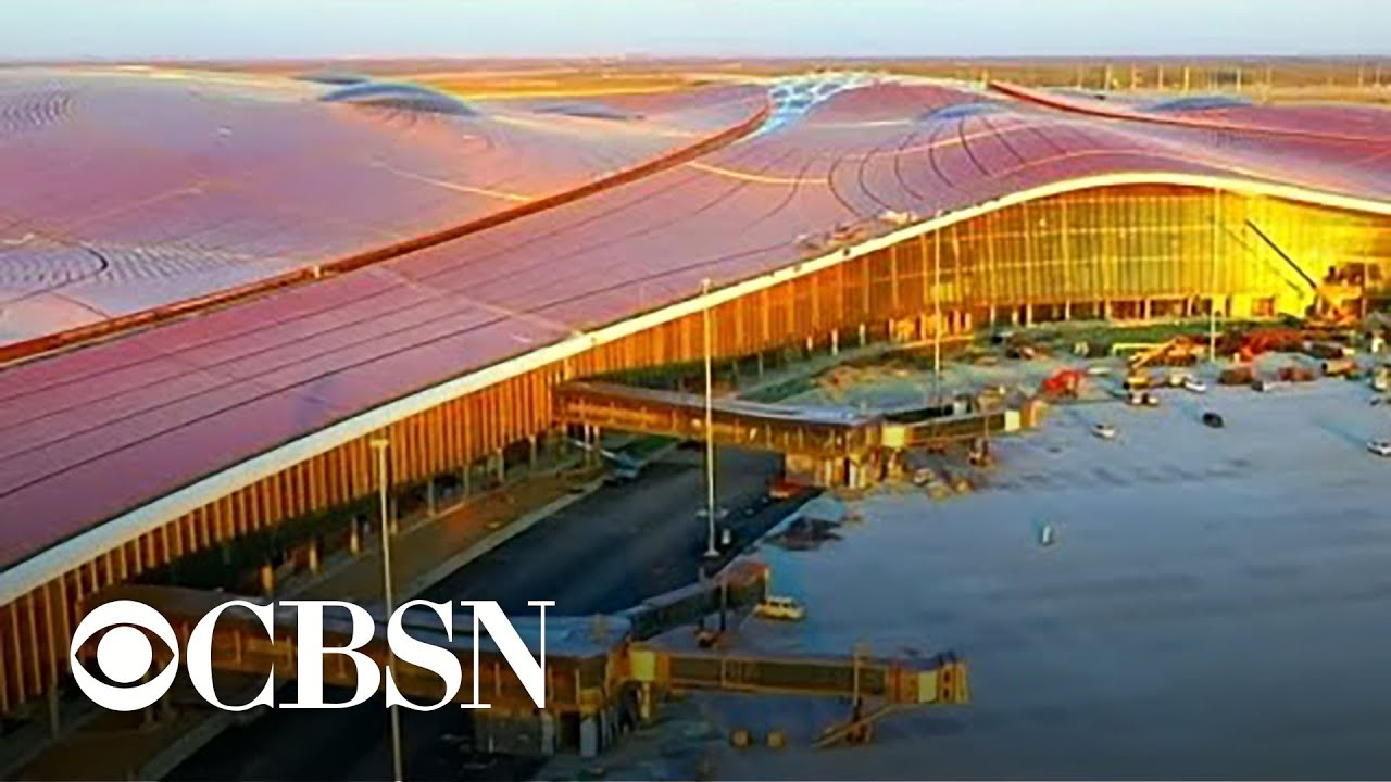 Download China opens Daxing International Airport with world's largest terminal