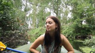 Exploring the River in The Sevylor HF280