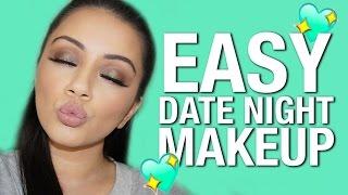 SUPER EASY Date Night Makeup Tutorial