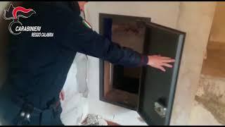 Tre bunker rinvenuti dai Carabinieri nella Locride