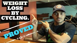 WEIGHT LOSS BY CYCLING (PROVED)   #ASKSF   SAURABH