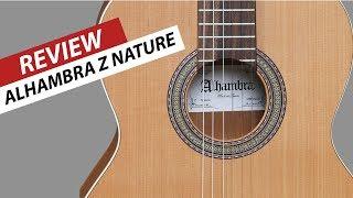 Review Y  Alhambra Z Nature | Guitarra Electroclásica  | Banco De Pruebas Guitarraviva
