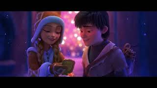 снежная королева Герда и Ролан