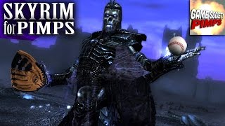 Skyrim For Pimps - The Lich Dome (S6E23) - Walkthrough - GameSocietyPimps