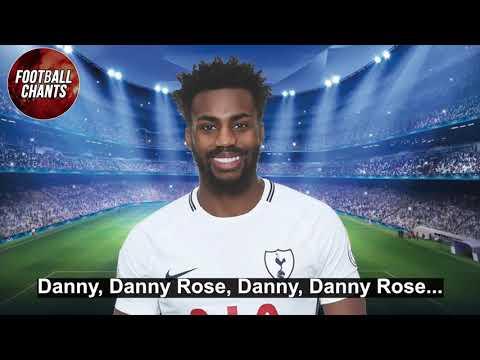 Tottenham Hotspur Player chants Mp3