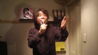 桑田佳祐 「君への手紙」・・を歌いました。