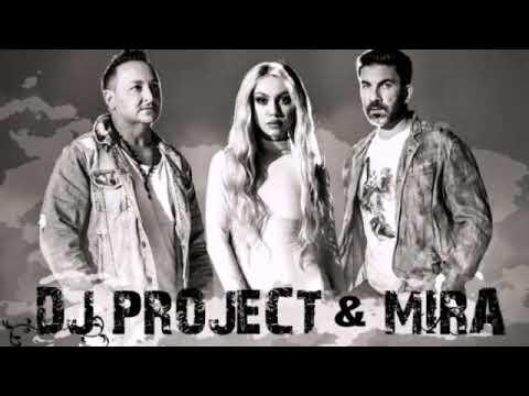 Dj project feat. Mira - Inima nebuna