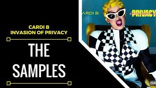 Samples From: Cardi B - Invasion of Privacy | XSamples