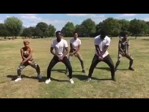 Sam Blans - Shout out (Gaia Beat) | Dance by @itsjustnife @to_begin_ @eva_lewis thumbnail