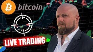 Bitcoin Price Live 24/7 Profit Sniper Free Demo - M15 timeframe