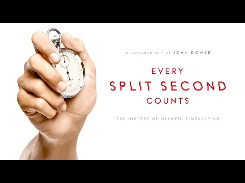 OMEGA – Every Split Second Counts (The History of Olympic Ti