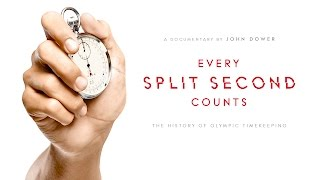 OMEGA – Every Split Second Counts (The History of Olympic Timekeeping)