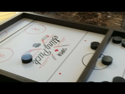 the fast sling puck game
